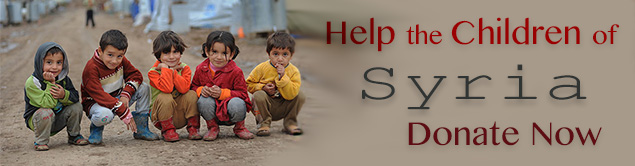 Help the children of Syria