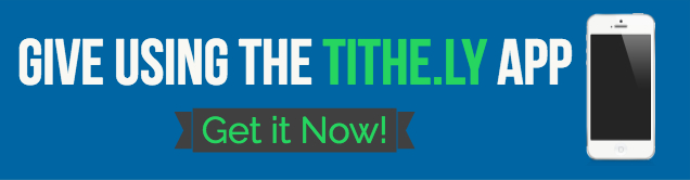 Tithe.ly Giving App